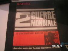 ** Historia Magazine n°1 Les maitres du 3 eme Reich / L'expension de L'axe 39-42