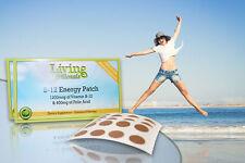 Vitamin B-12 Patch (Tablet Sub)Vit C Folic 2 Month Supply Methylcobalamin Vegan