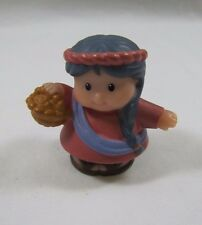Fisher Price Little People NOAH'S WIFE from NOAH ARK Set Naomi Bible Woman Lady
