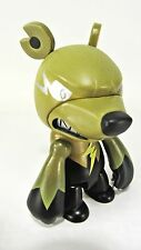 "Elementaler Series - LIGHTNING BOLT Knuckle - KNUCKLE BEAR Qee 2.5"" keychain NEW"