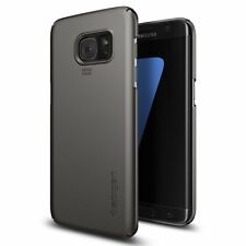 SPIGEN SGP 556CS20030 THIN FIT Galaxy S7 EDGE Gunmetal-CHIEDI LA DISPONIBILITA'