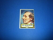 LOOK 'N SEE trading card #89 - HANS CHRISTIAN ANDERSON- T.C.G./TOPPS 1952 U.S.A.