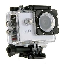 "White SJ4000 5MP HD 720P 1.5"" TFT Sport DV Action Camera Camcorder for Gopro"