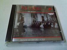 """PAU CASALS """"CONCIERTO EN LA CASA BLANCA 13-XI-61"""" CD 12 TRACKS COMO NUEVO EL CAN"""