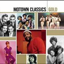 Motown Classics Gold (2005, CD NEUF)2 DISC SET