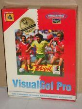 VisualGol Pro vincere al TotoGol programma per Windows | Bisanzio Software 1995