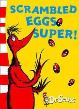 Scrambled Eggs Super! by Dr. Seuss, Book, New (Paperback)