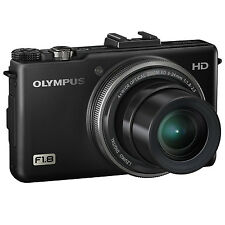 Olympus XZ-1 10.0 MP Digital Camera - Black XZ1