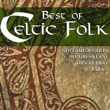 Best Of Celtic Folk CD NEW SEALED Noel McLoughlin/Dolores Keane/Dan Ar Braz+