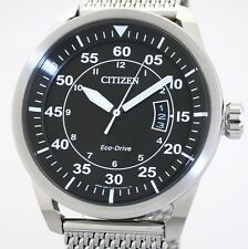 Citizen Sports Eco-drive solaruhr reloj hombre 10 bar WR ref. aw1360-55e