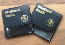 COMMEMORATIVE £5 COIN (MIDLAND BANK - HSBC) COLLECTORS CASE / HOLDER (ONE ONLY)