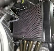 R&G BLACK RADIATOR GUARD for HONDA CBR650F, 2014 to 2016