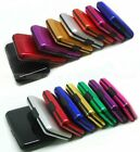 Deluxe Pack Wallet Credit Card Holder Case Protect RFID Scanning New