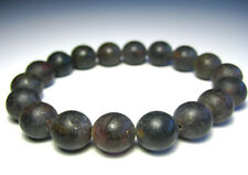 Unpolished Beads Baltic Amber Bracelet  17gr