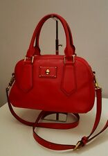 Marc by Marc Jacobs Petite Satchel Rosey Red