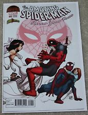 AMAZING SPIDER-MAN RENEW YOUR VOWS 2 DEADPOOL 620 NEXT SCENE MJ FERRY VARIANT