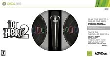 *NEW* Xbox 360 DJ Hero 2 (Party Bundle Edition) - 2 Turntables and a Microphone