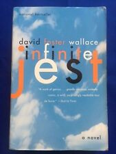 INFINITE JEST - FIRST PAPERBACK EDITION SIGNED BY DAVID FOSTER WALLACE