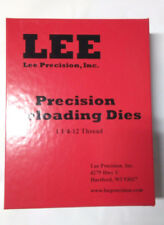 Lee 90515 50 BMG Two Die Set Lee Precision Reloading (Ships Priority Insured)