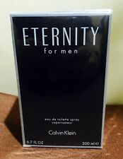 Treehousecollections: Calvin Klein CK Eternity EDT Perfume Spray For Men 200ml