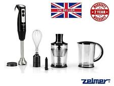 ~ NEW Electric Kitchen ZELMER (BOSCH) Hand Blender 1304 ice crusher whisk food