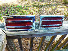 1963 Rambler Classic 660 Cross Country station wagon Tail Light  DBST63ARHL