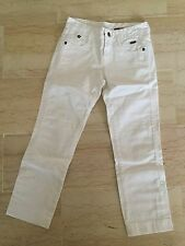 LEVI'S: JEAN BLANC 501 TAILLE 10 ANS, COMME NEUF