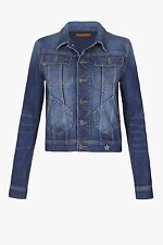 BNWT sass & bide STRANGERS TOGETHER Denim Jacket, Blue, 38/8, RRP $450