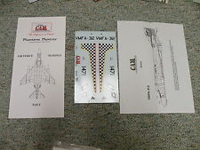 CAM decals 1/32 32-012  Phantoms Forever F-4B/C/J/N and S  VMFA-312  N153
