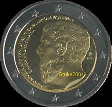2 EURO COMMEMORATIVO GRECIA 2013 Platone