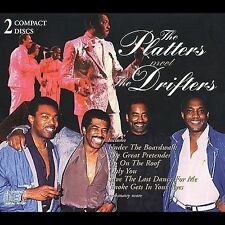 The Platters Meet the Drifters, The Platters & The Drifters, Acceptable Box set