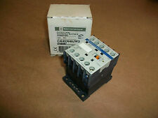 Telemecanique Control Relay CA4KN40JW3   12 vdc   NEW IN BOX