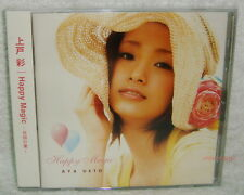 Aya Ueto Happy Magic 2009 Taiwan CD only ver. (w/bonus trk way to heaven)