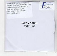 (FE182) Jake Morrell, Catch Me - DJ CD