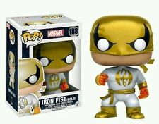 MARVEL IRON FIST (white and gold) FREE COMIC Book DAY exclusive 2017 pre order