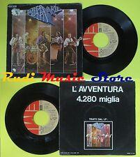 LP 45 7'' LA BOTTEGA DELL'ARTE L'avventura 4.280 miglia 1979 italy no cd mc dvd*