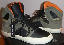 RARE 2012 Youth Boy's Supra Pilot Camo High-Top Sneakers Style #S43019 Size 4