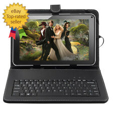 "10""Inch 32GB Google Android 5.1.1 HDMI Wifi Quad Core Camera Tablet PC Bluetooth"
