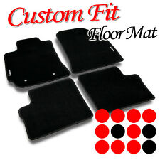 50oz Nylon Floor Mat Carpet Custom Fit 02 03 04 05 06 Toyota Corolla 4 Door