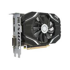 MSI NVIDIA GeForce GTX 1050 TI OC 4GB GDDR5 DVI/HDMI/DisplayPort pci-e Video