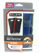 Ballistic SG MAXX Hard Case w/Holster Belt Clip for Samsung Galaxy S3 S 3 (BLUE)