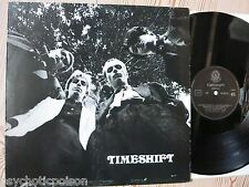 Time SHIFT-paranoica comematrice in a concrete World LP Vienna tono per tono fa 120 870