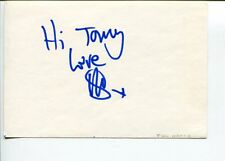 Steve Huison Coronation Street The Full Monty The Royal Today Signed Autograph