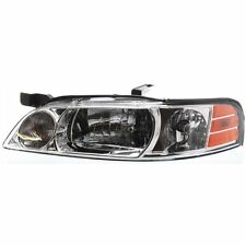 Headlight For 2000-2001 Nissan Altima Driver Side w/ bulb