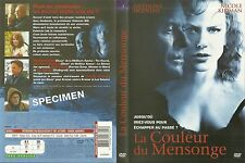 UNIQUEMENT LA JAQUETTE POUR DVD : LA COULEUR DU MENSONGE avec NICOLE KIDMAN