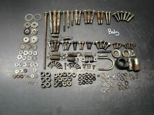 1995 95 SKI DOO ROTAX SUMMIT 503 FAN SNOWMOBILE BODY HARDWARE BOLTS WASHERS