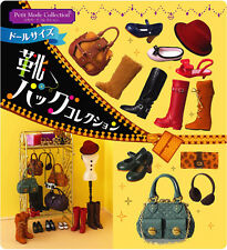 "Re-Ment Miniature 2008 ""Shoes Bag Collection"" No.06"