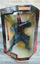 """Star Wars Darth Maul Action 3D Figure 11"""" - Episode One - 1998"""