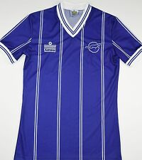 1983-1985 LEICESTER CITY ADMIRAL HOME FOOTBALL SHIRT (SIZE S)