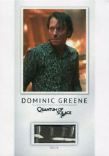 James Bond 007 Classics Costume Card PR7 Mathieu Amalric Dominic Greene 139/200